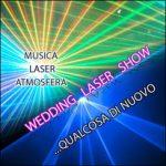 Wedding Laser Show